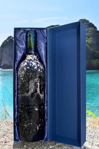 人生という旅を祝福する、西伊豆海底熟成ワイン「VOYAGE(ボヤージュ)」