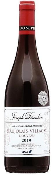 【ボジョレー・ヌーヴォー2019】ANAオリジナルラベルワインを公式ECサイトにて8/26より販売開始
