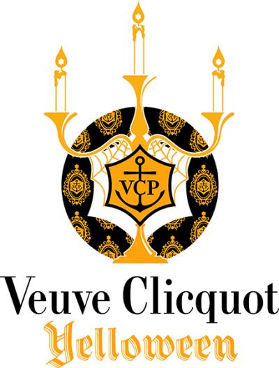 """【10/1~10/31】ヴーヴ・クリコが贈る、ツイスト溢れる魅惑的な2019ハロウィン『Veuve Clicquot """"Yelloween""""』"""