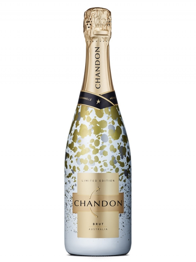 ホリデーシーズンを華やかに彩る限定ラッピングボトル『シャンドン ブリュット スパークル』発売