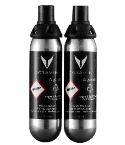 コルク栓を抜かずにワインを注げる「Coravin(コラヴァン)」、待望のアルゴンガスカプセルが日本発売