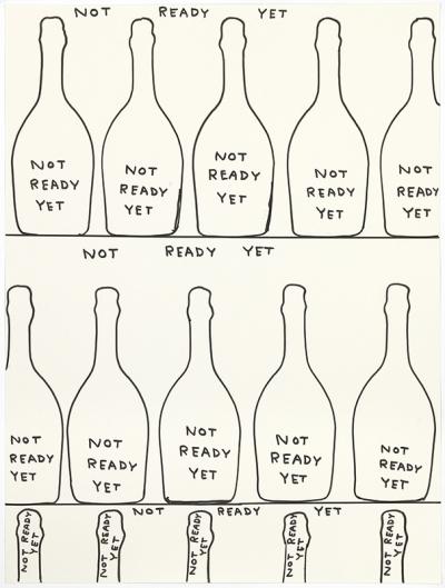 最古のシャンパーニュメゾン ルイナールとデイヴィッド シュリグリーのアートコラボレーション【UNCONVENTIONAL BUBBLES(型破りな泡)】