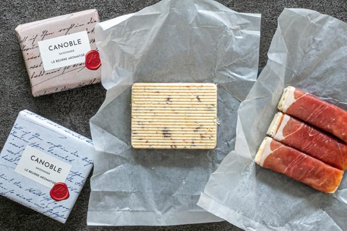 ワインのお供にグルメなバターはいかが?話題の「カノーブル・グルマン」が東京工場にて発売開始