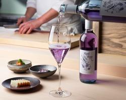 美しすぎる紫色のワイン「パープル・レイン」ヴィレッジヴァンガードオンライン店にて発売