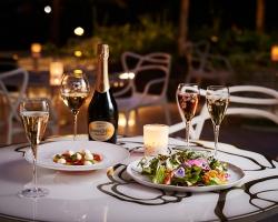 "【~9/26】『Champagne Night』で楽しむ週末限定の上質なシャンパーニュと""おとなの縁日"""