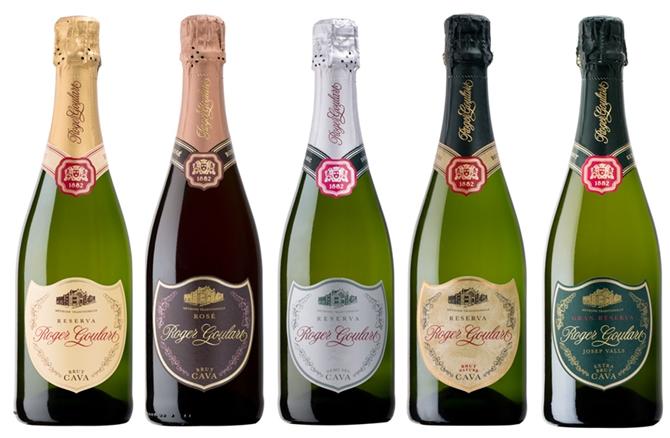 ワイン愛飲家が選ぶ口コミNo.1スパークリングワインはプレミアムカヴァ『ロジャーグラート』!