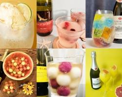夏にオススメ!スパークリングワインのアレンジ6選