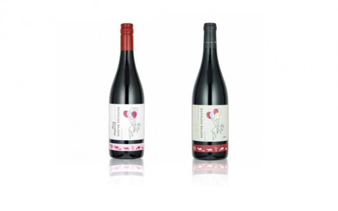 """""""やぎと造るワイナリー""""ドメーヌレゾンから北海道産赤ワイン2種新発売"""