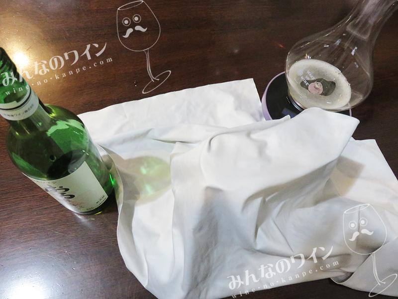 【使ってみた】ワイン初心者に熟成の判断はできるのか?瞬間スマート熟成デキャンタ『Wake Up Wine』でブラインドテスト