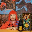 ヴーヴ・クリコ×草間彌生『Veuve Clicquot La Grande Dame 2012 Yayoi Kusama Gift Box』数量限定発売
