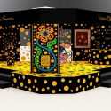 『Veuve Clicquot La Grande Dame 2012 Yayoi Kusama Gift Box』世界先行発売記念の体験型イベント開催