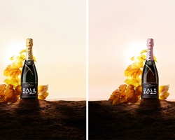 『モエ・エ・シャンドン グラン ヴィンテージ 2013』『モエ・エ・シャンドン グラン ヴィンテージ ロゼ 2013』発売