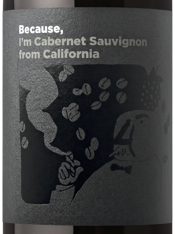 ビコーズ・カリフォルニア・カベルネ・ソーヴィニヨン・2018