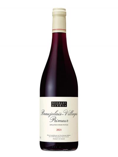 『ジョルジュ デュブッフ ボジョレー ヌーヴォー 2021』など10種の発売が発表!日本向け初のノンチル製法ワインも登場