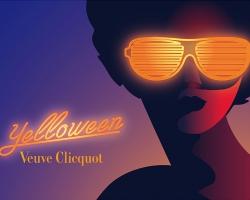 2021年はオンラインクッキングサロンなども…ヴーヴ・クリコが贈る大人のためのハロウィンイベント【Veuve Clicquot Yelloween 2021】